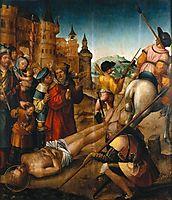 Martírio de Santo Hipólito, 1530, figueiredo