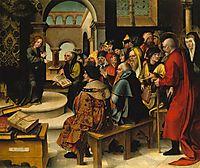 Menino Jesus entre os Doutores, 1520, figueiredo