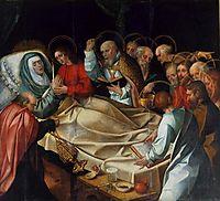 Trânsito da virgem, 1525, figueiredo