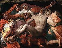 Pietà, 1540, fiorentino