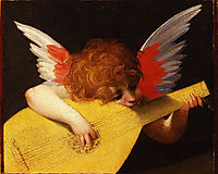Playing putto (Musician Angel), 1518, fiorentino