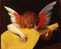 Playing putto (Musician Angel), 1518, fiorentino