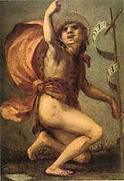 San Giovannino, 1521, fiorentino