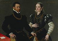 Portrait of a Couple, 1580, fontana