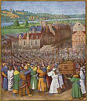 Battle of Jericho, fouquet