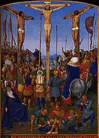 The Crucifixion, 1460, fouquet