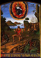 David Prayers, 1460, fouquet