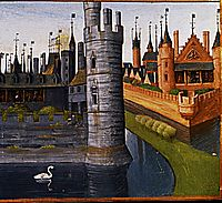 The Life of Louis II (846-79) -The Stammerer-, c.1460, fouquet