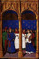 Philippe de Valois appointed regent, 1460, fouquet