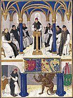 Saint Bernard, fouquet