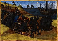 Theodoric victory over the Danes, 1460, fouquet