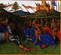 Wars of Charlemagne, 1460, fouquet