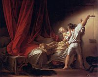 The Bolt, c.1778, fragonard