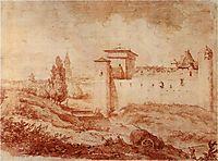 CastleNègrepeliss, c.1773, fragonard