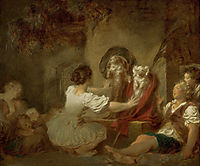 Education is All, c.1780, fragonard