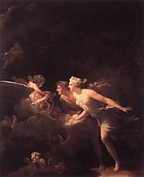 The Fountain of Love, 1785, fragonard