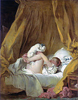 Girl with a Dog, c.1770, fragonard