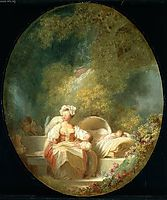 The Good Mother, fragonard