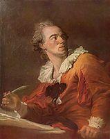 Inspiration , 1769, fragonard