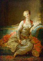 The little sultan, 1776, fragonard