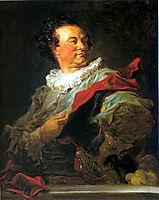 Portrait of François Henri d`Harcourt, c.1769, fragonard
