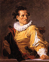 Portrait of a Man, The Warrior, fragonard