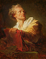 Portrait of a Young Artist, presumed to be Jacques Andre Naigeon, fragonard