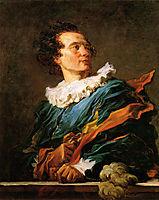Portrait of a Young Man, fragonard