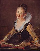 The Reader, fragonard