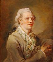 Self-portrait, fragonard
