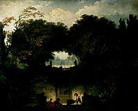 The Small Park, 1763, fragonard