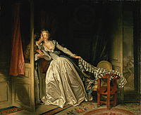 The Stolen Kiss, 1787-1789, fragonard