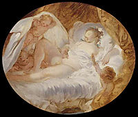 The Zenith, 1778, fragonard