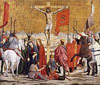 Crucifixion, c.1460, francesca