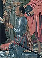 Federico da Montefeltro, 1472, francesca