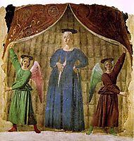 Madonna del Parto, c.1460, francesca