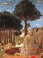 The Penance of St. Jerome, c.1450, francesca