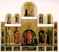 Polyptych of the Misericordia, 1462, francesca