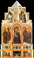 Polyptych of St. Anthony, francesca