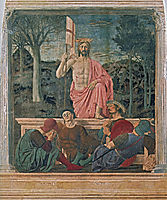 The Resurrection, c.1460, francesca