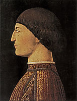Sigismondo Malatesta , 1451, francesca