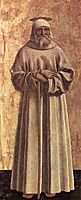 St. Benedict, francesca