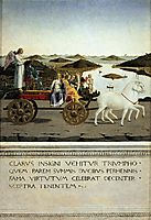 Triumph of Federico da Montefeltro, francesca
