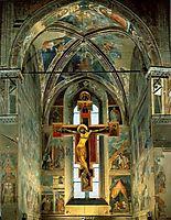 View of the Cappella Maggiore, 1466, francesca