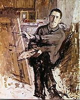 Self-Portrait, 1908, fresnaye