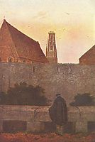 By the townwall, friedrich