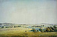 Rogen landscape in Putbus, friedrich