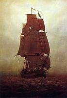 Sailing ship, friedrich