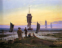 The stages of life, 1835, friedrich