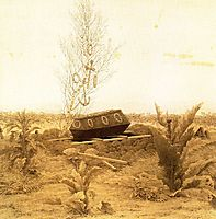 Coffin and Grave, friedrich